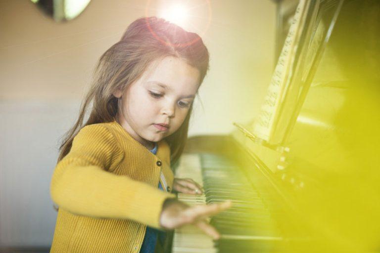 Klavierunterricht fuer Kinder in Krefeld zu Hause